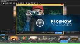 Slideshow - Motion Graphics với Proshow Producer