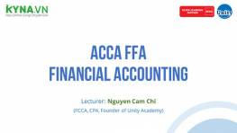 ACCA FFA – Financial Accounting (ACCA F3)