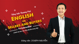 How to Sell and Buy in English