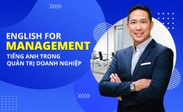 English for Business Management - Tiếng Anh trong Quản trị Doanh Nghiệp