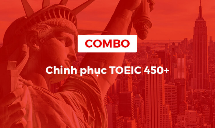 Chinh phục TOEIC 450+