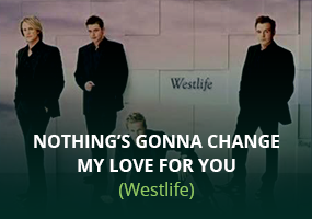Nothing's gonna change my love for you